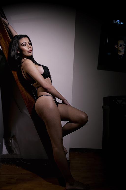 La abogada, Ximena Arboleda, posó para BajoLente