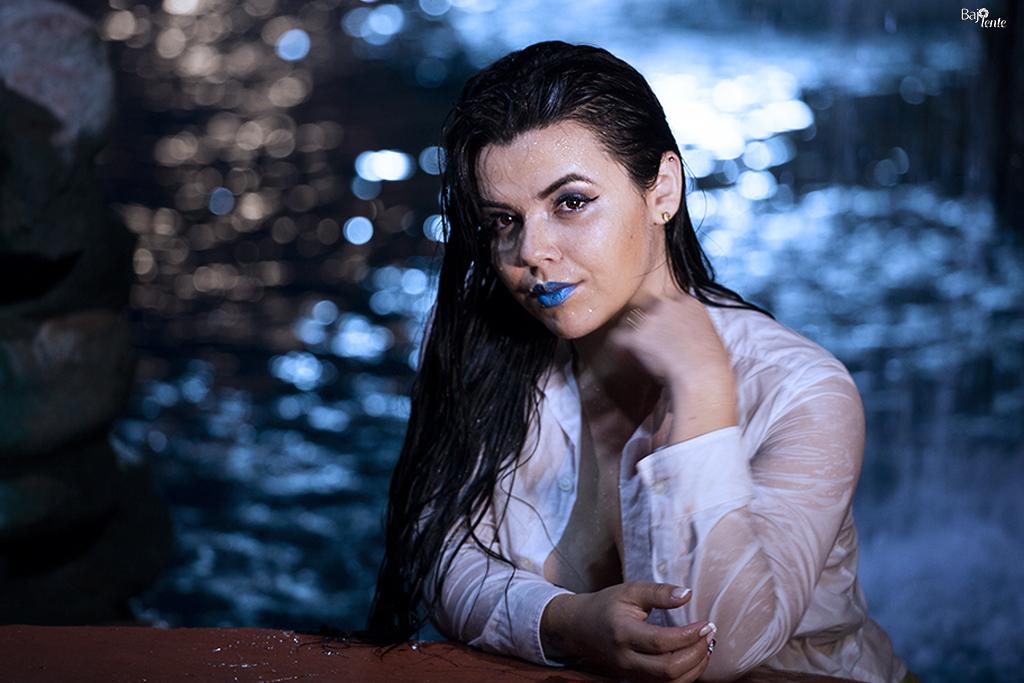 Daniela Alejandra Posso, primera modelo curvy de BajoLente