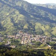 Autoridades investigan homicidio en Cocorná.
