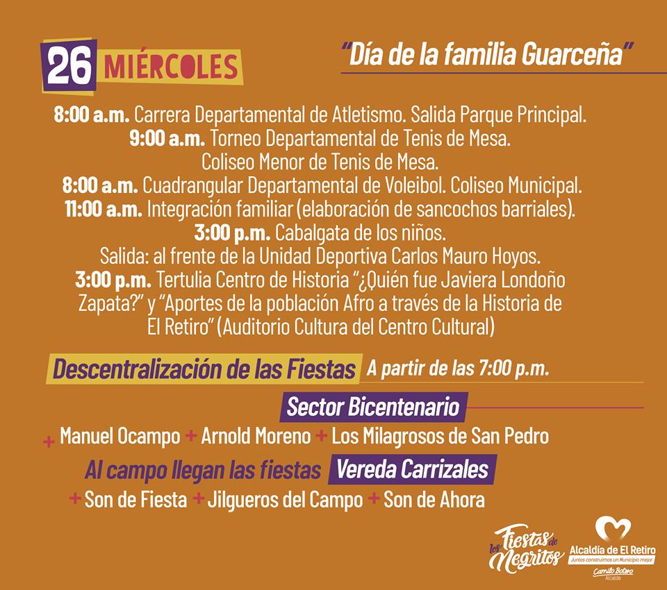 FIESTAS DE LOS NEGRITOS 2
