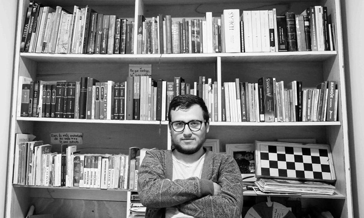 Lo que fue presente: Vida de un escritor en palabras