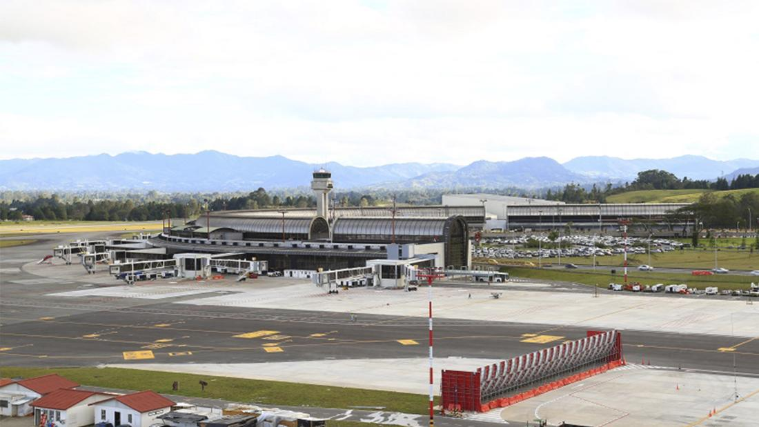 Lesionados tras accidente en el aeropuerto retoman su viaje hacia San Andrés.