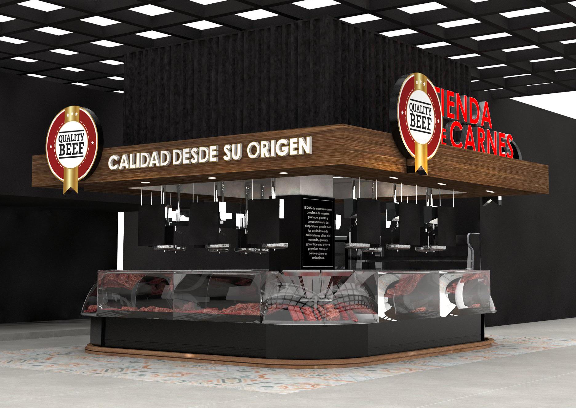 Euro Supermercados se alista para abrir sus puertas en Llanogrande