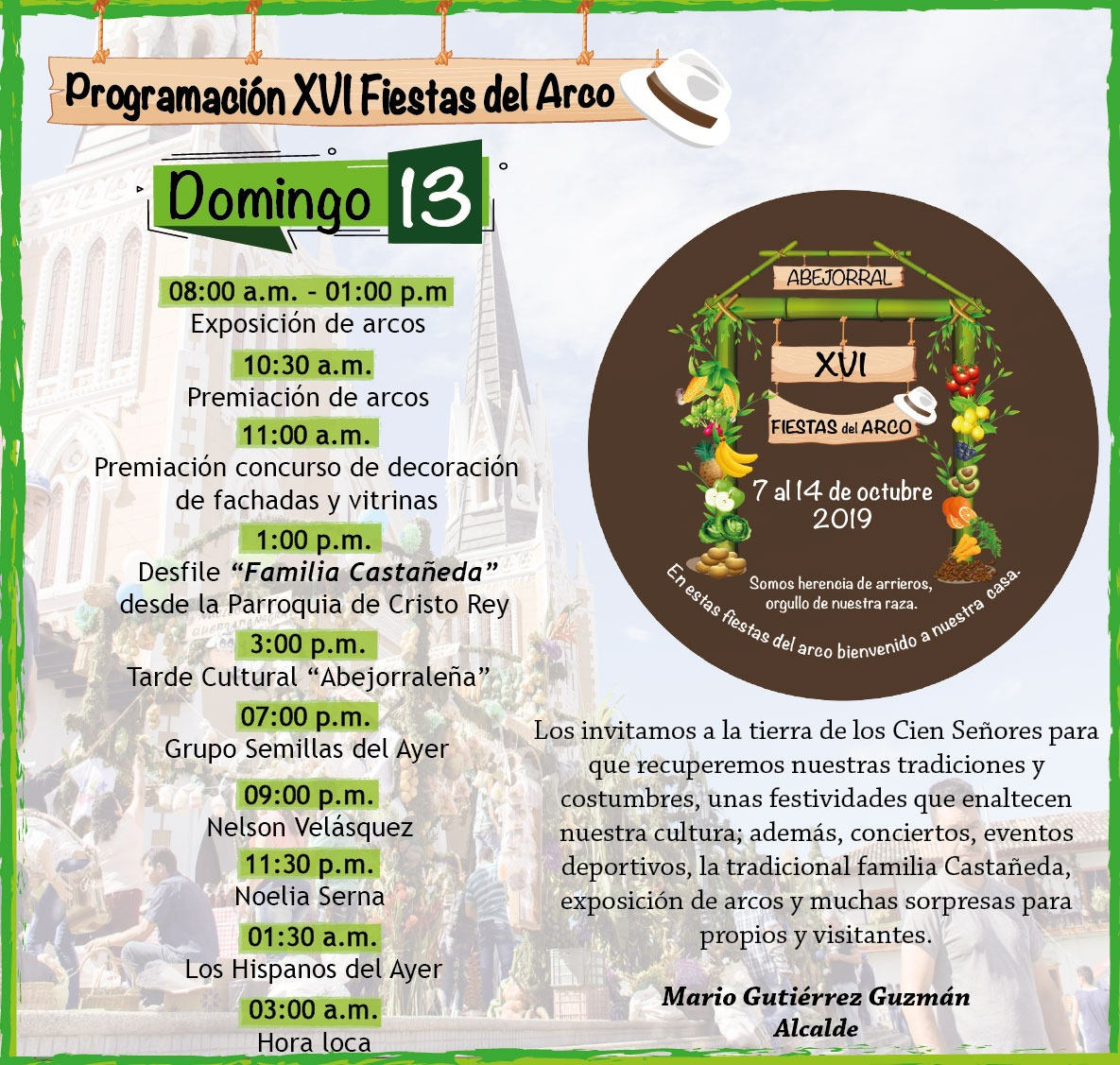 Fiestas del Arco 9