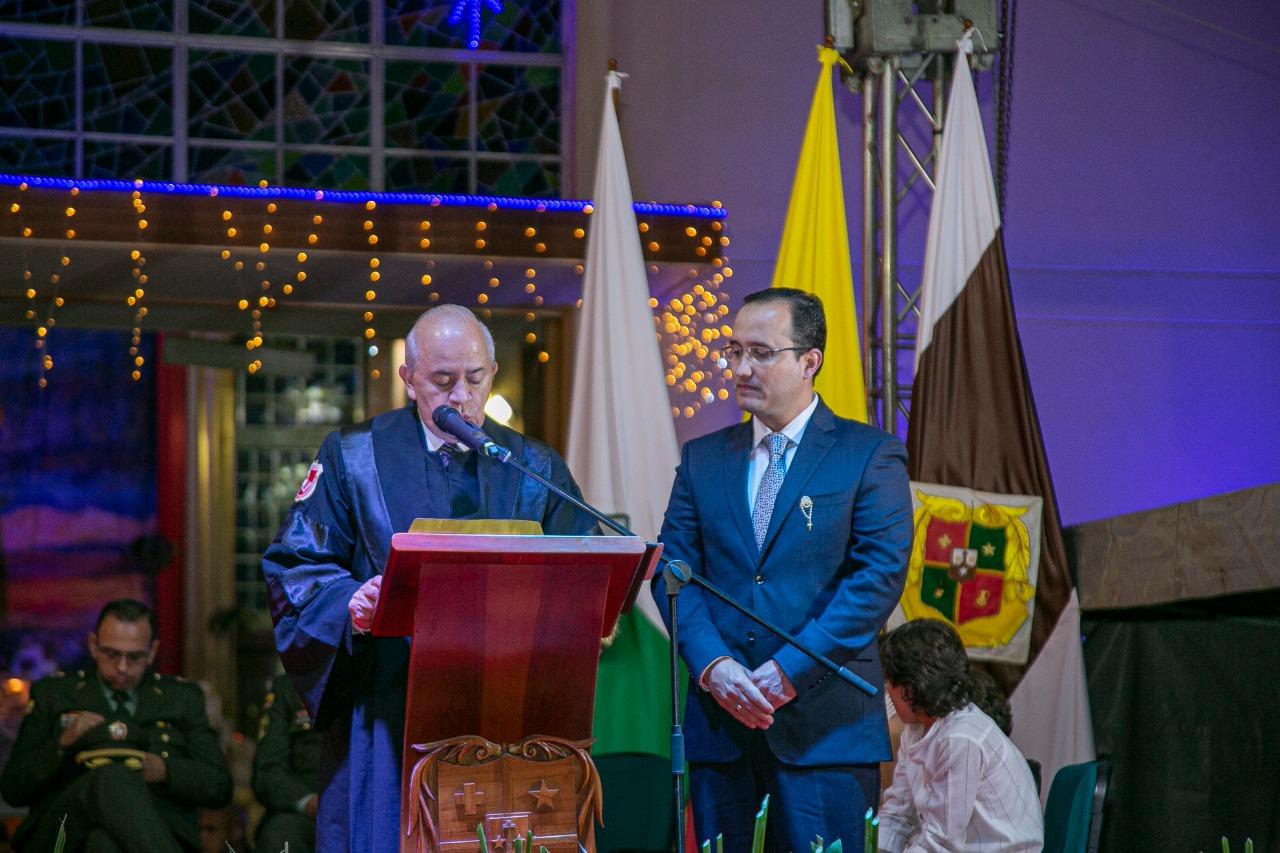 Toma de posesión El Carmen de Viboral John Fredy Quintero 5