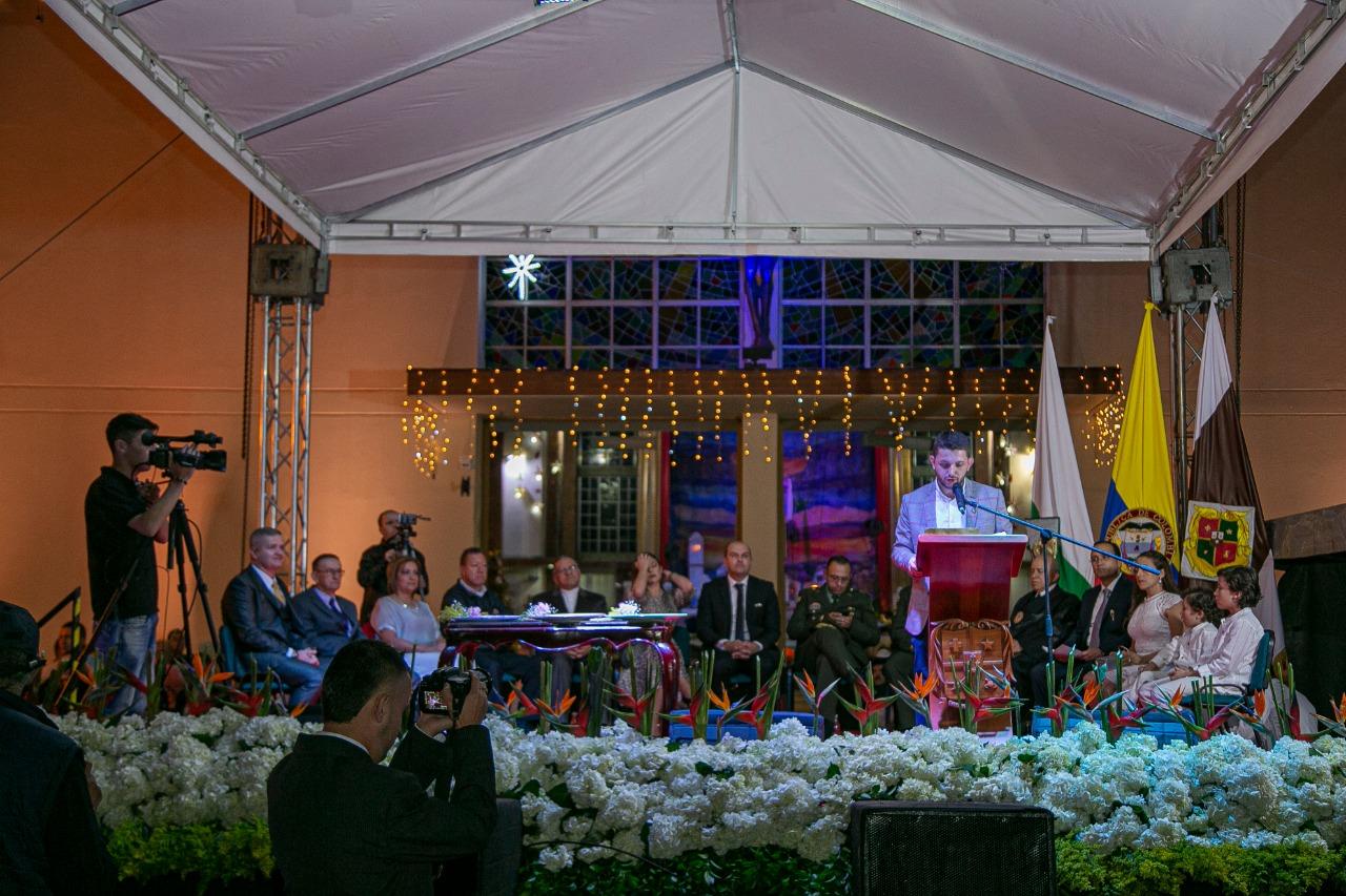 Toma de posesión El Carmen de Viboral John Fredy Quintero 6
