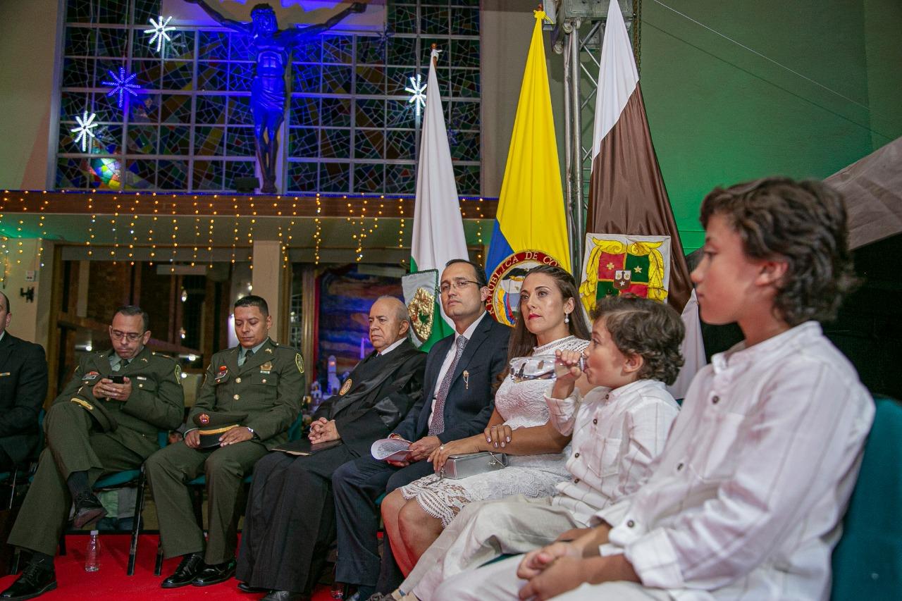Toma de posesión El Carmen de Viboral John Fredy Quintero 7