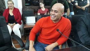 Foto: Jeider Serna, vicepresidente segundo del Concejo Municipal.