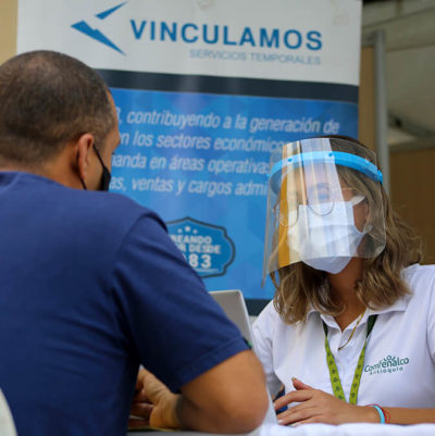 Oferta de empleos de Comfenalco en Rioengro.