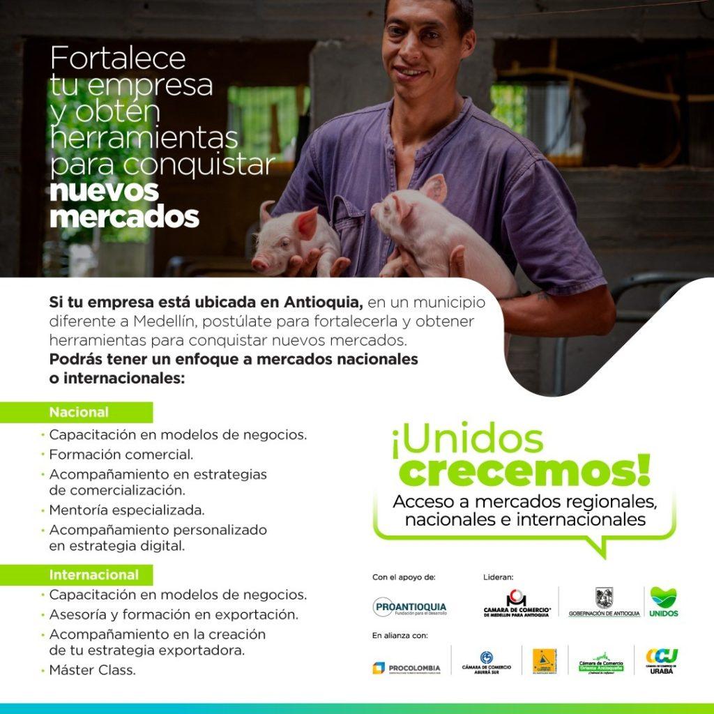 CURSO EXPORTACIONES GOBERNACION ANTIOQUIA