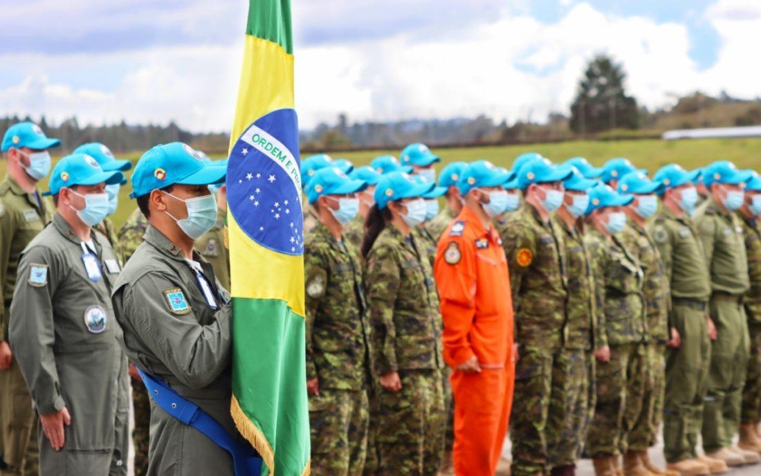 Inauguración entrenamientos humanitarios en Rionegro.