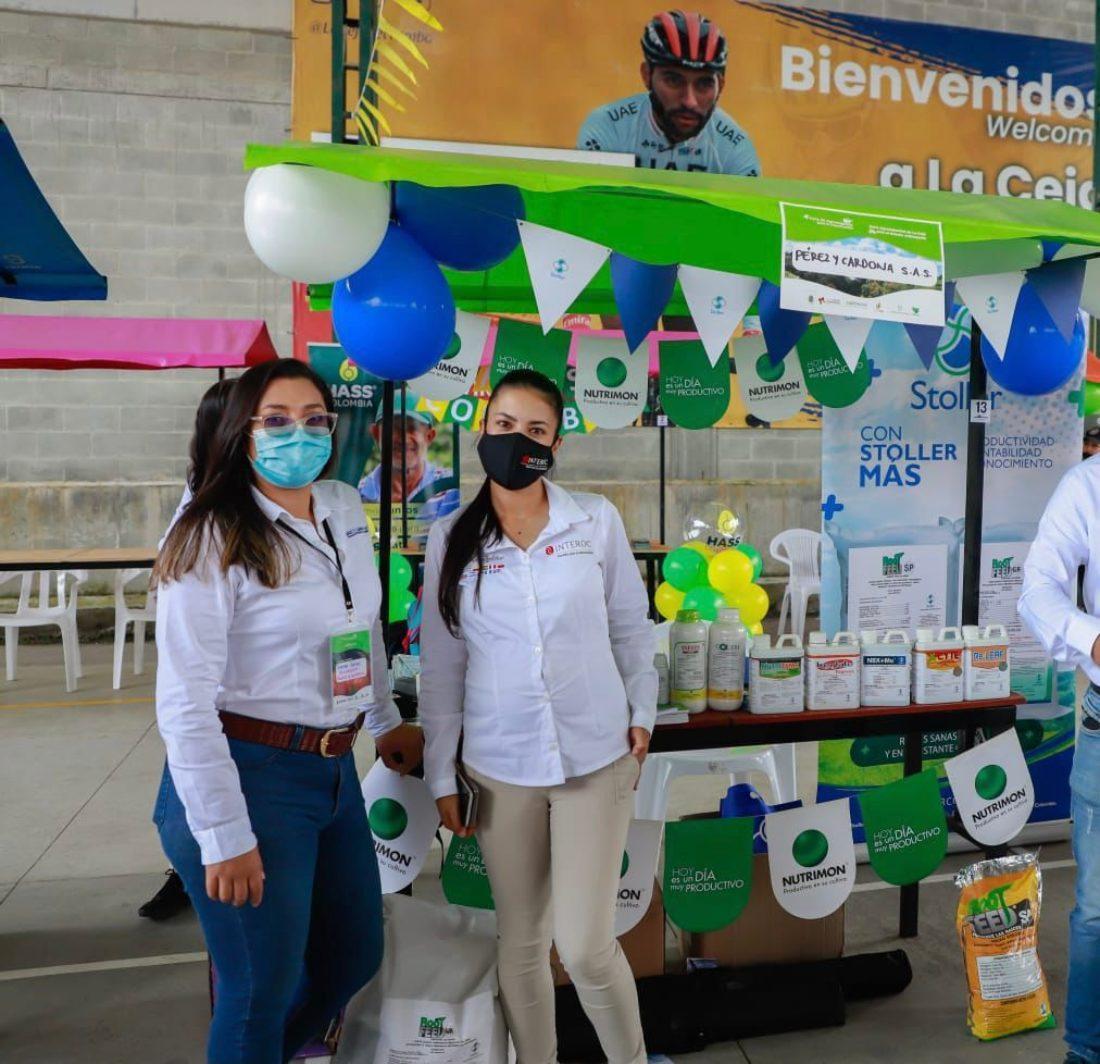 Feria Agroindustrial en La Ceja.