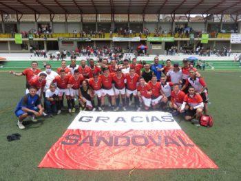 Rionegro disputará la final del torneo Intermunicipal del Fútbol.