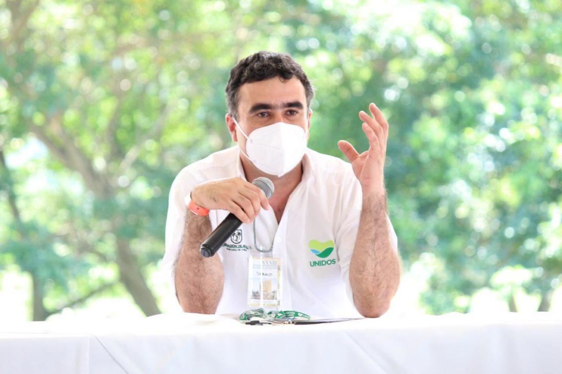 Secretario de Turismo de Antioquia, Sergio Roldán.