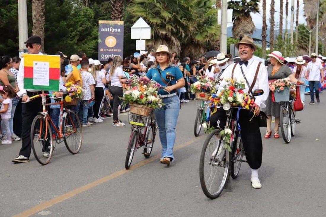 Fiestas de la bici