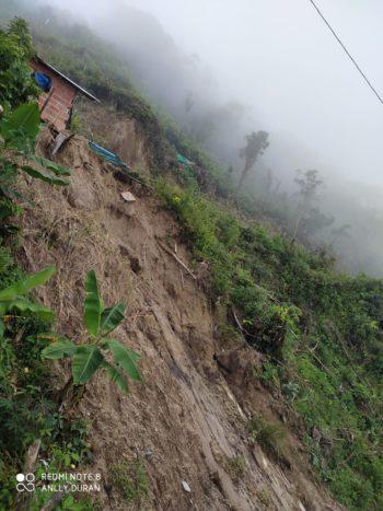 Denuncia ciudadana desde Rioverde de los Montes, Sonsón.