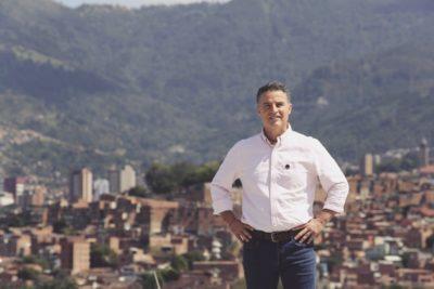 Aníbal Gaviria habla de la agenda que tiene para el Oriente.