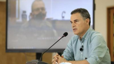 Aníbal Gaviria recupera su libertad, de momento, provicional.