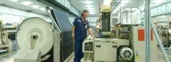 Coltejer informó que cierra operaciones durante el 2021 en su fábrica que está ubicada en el Oriente: Foto: Coltejer.