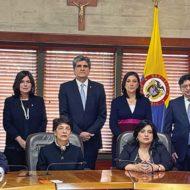 Seis magistrados tumbaron la cadena perpetua en Colombia.