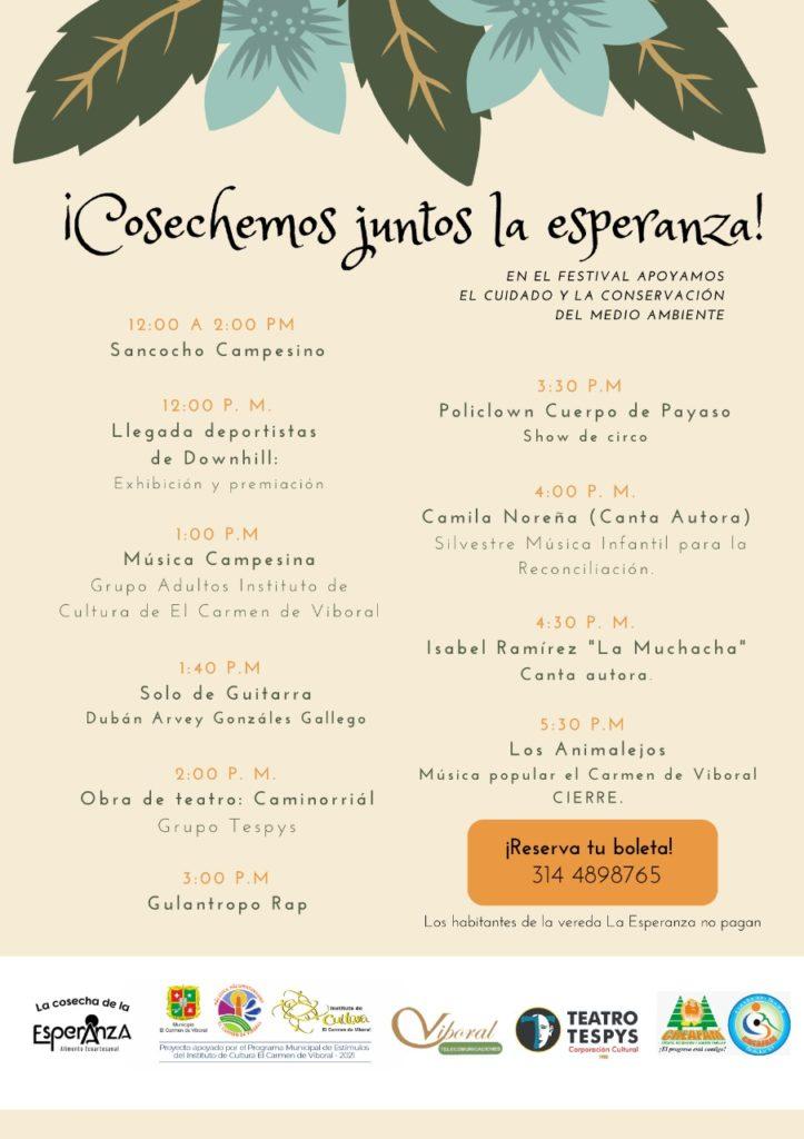 Festival La Esperanza 1