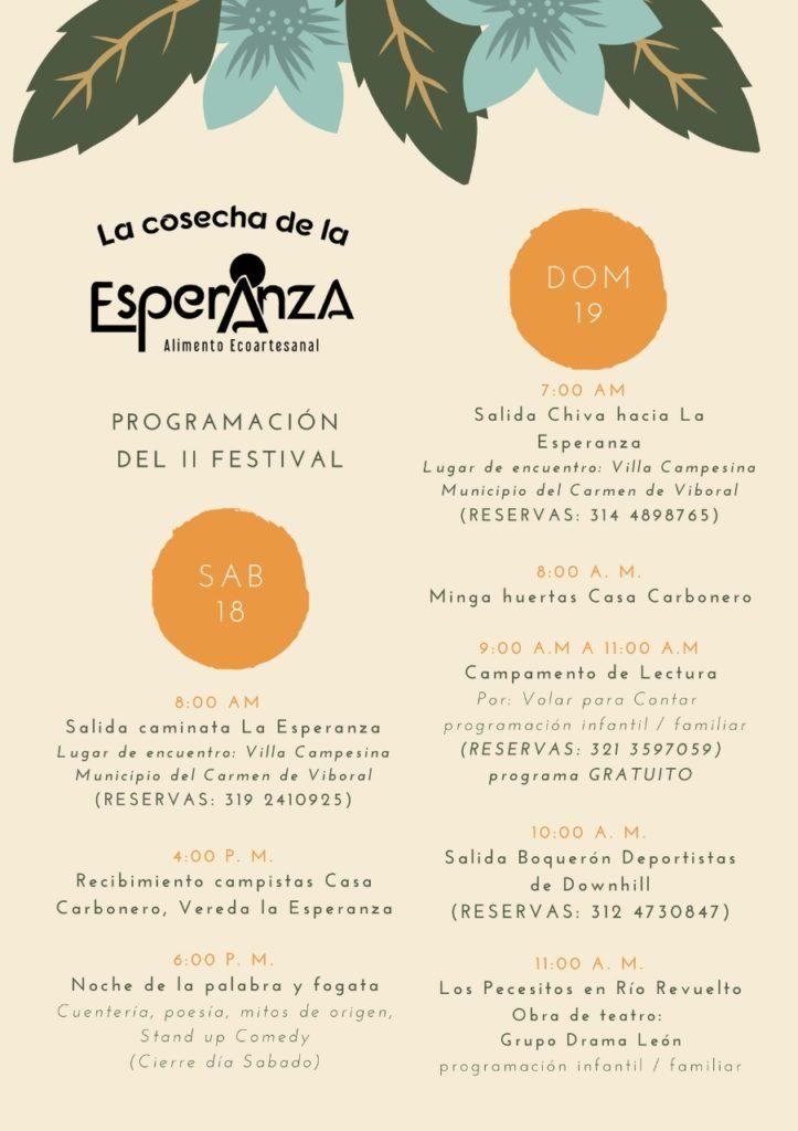 Festival La Esperanza 2
