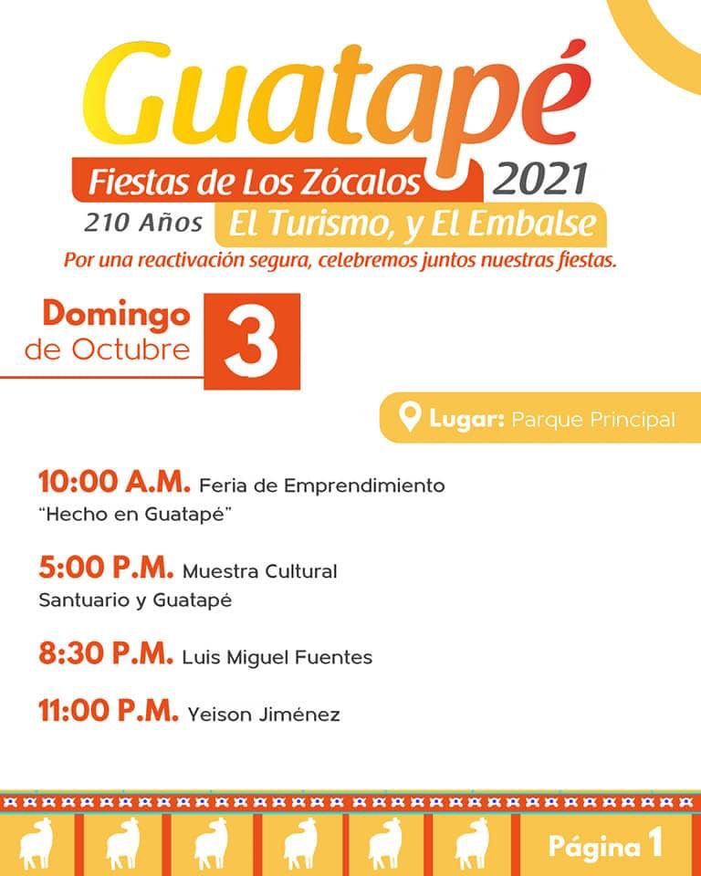 Fiestas Guatape 1
