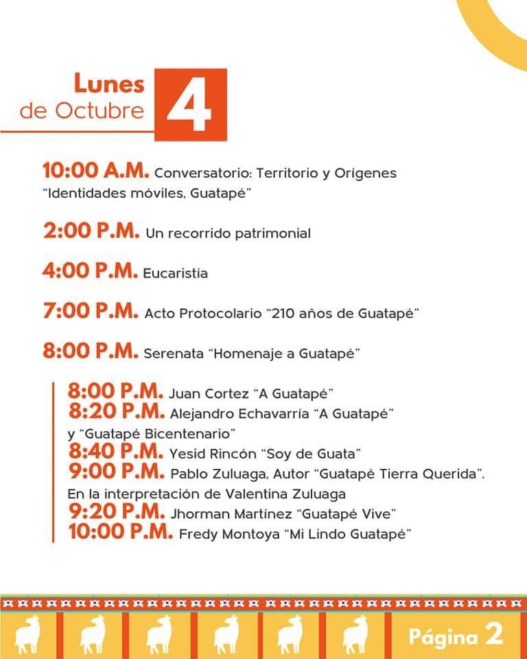Fiestas Guatape 2