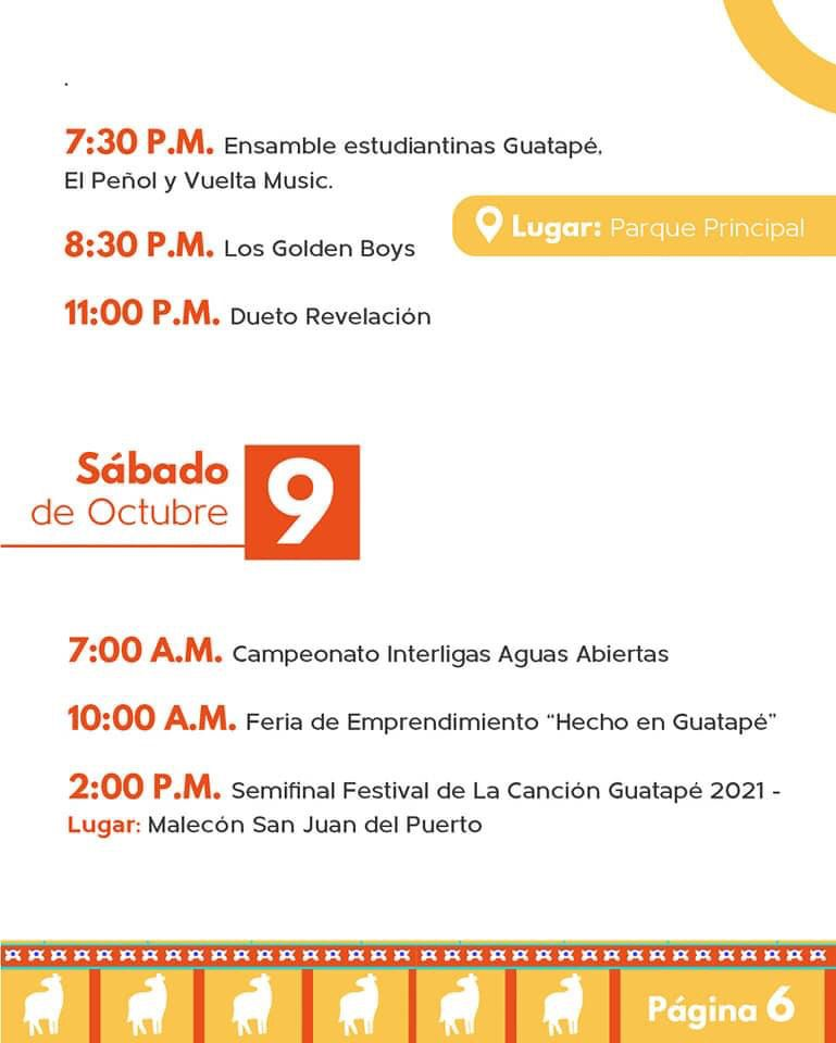 Fiestas Guatape 6