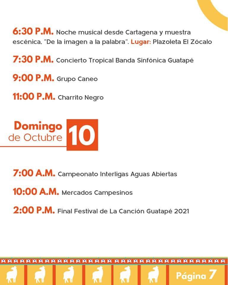 Fiestas Guatape 7