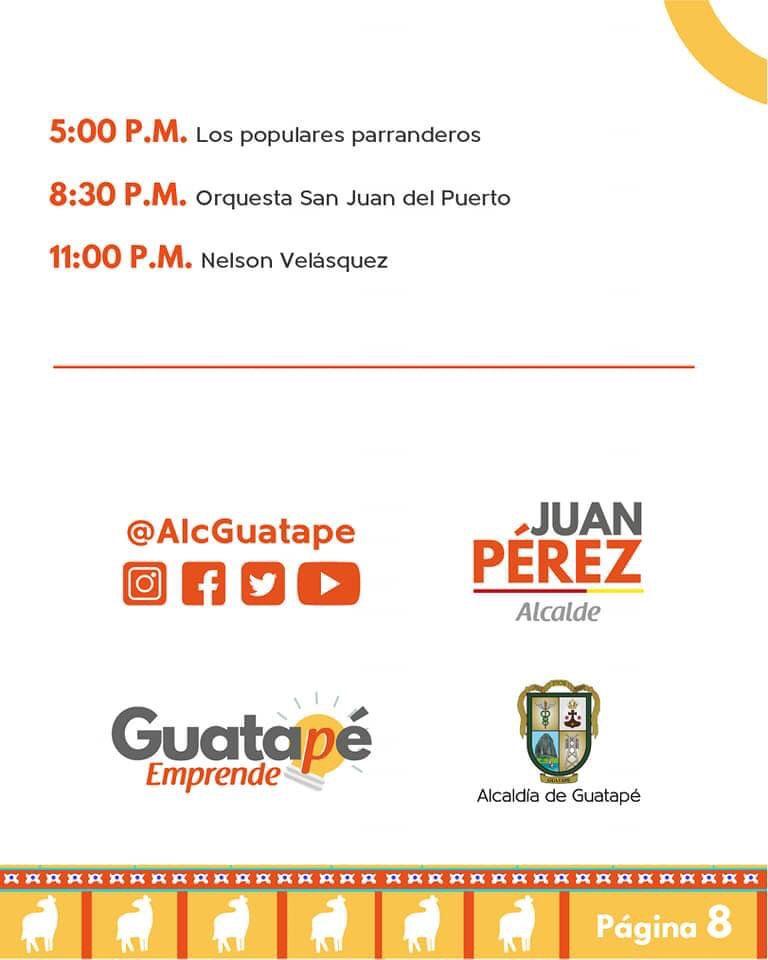 Fiestas Guatape 8