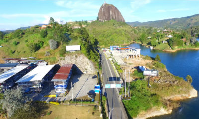 Nueva vía entre Marinilla y El Peñol tendría peaje y estaría lista en 2024.