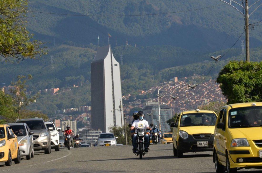 Este lunes inicia el pico y placa en Medellín, conozca la medida.