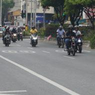 El lunes, 4 de octubre, inicia el pico y placa en Medellín para motocicletas.