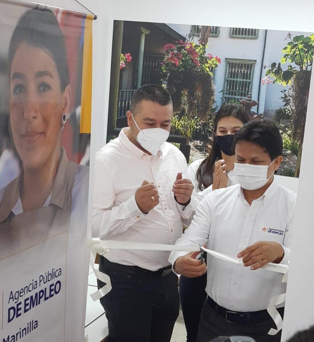 En Marinilla se abrió una nueva oficina de la Agencia de Empleo del Sena.