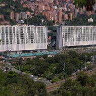 Instalaciones de Bancolombia.