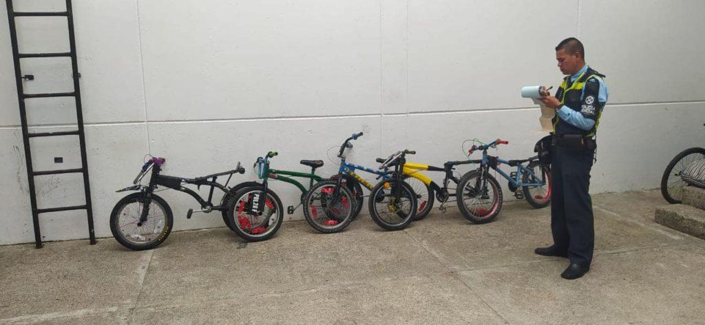 inmovilziacion bicicletas argelia
