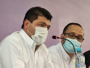 Senador rechaza proyecto vial en El Peñol.