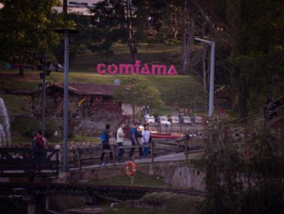 Parque Comfama, visítelo en la temporada de receso escolar.