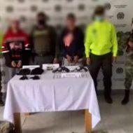 Capturan a presuntos integrantes del Clan del Oriente en Argelia.