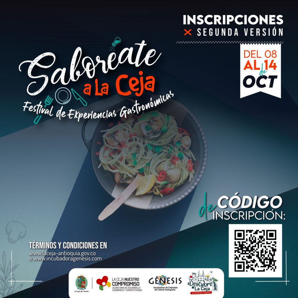 Concurso Saboréate a La Ceja.