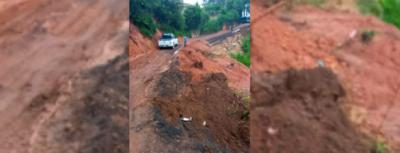 Gobernación de Antioquia plantea solución a la vía Autopista-Granada.