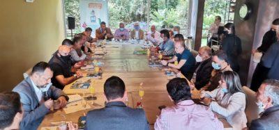La mesa de Movilidad del Oriente se reunió para discutir los proyectos de infraestructura de la subregión.