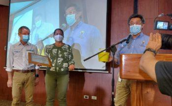 Unidad de Restitución de Tierras entregó el proyecto productivo 1.000 en San Rafael.