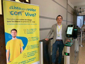 Viva Air instala biometría facial para ingreso a vuelos.