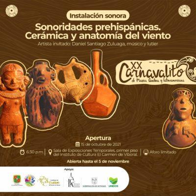 El Carmen de Viboral celebra la versión XX del Festival del Carnavalito.